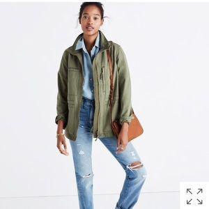 Madewell fleet jacket, S
